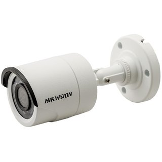 HIKVISION DS-2CE16C0T-IRP (1MP) Turbo HD 720P Bullet CCTV Security Camera