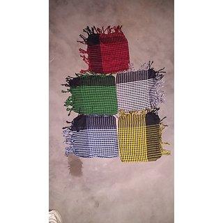 Mohammadi Handloom Fabrics Cotton Duster PV Fabrics 12 pices