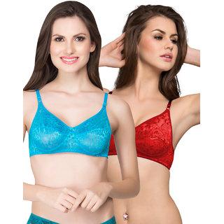 03f869d37da Buy Clovia Multicolor Non- Padded Bra Online - Get 41% Off