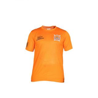 Orange Round Neck T Shirt - Puneri Paltan Kabaddi