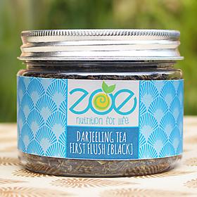 DAJEELING TEA FIRST FLUSH - BLACK