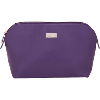 Women's High Quality purple colored Toiletry Kit from Yelloe