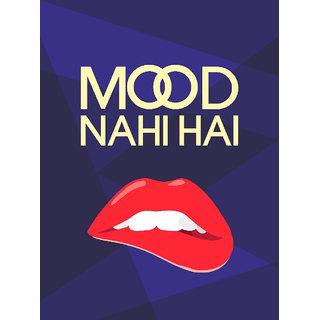 Lips Humor Poster