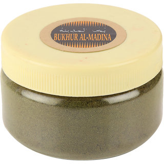 SHAMA Al Madina Bukhur Powder for Room Fragrance, 75 grams