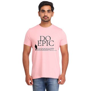 Snoby DO EPIC print t-shirt (SBY17061)