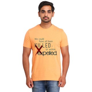 Snoby Killed Expeled print t-shirt (SBY17081)