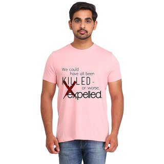 Snoby Killed Expeled print t-shirt (SBY17082)