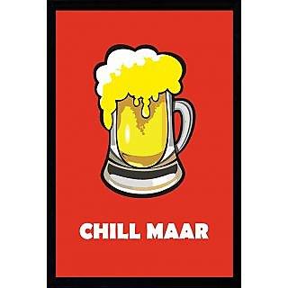 Chill Maar Poster