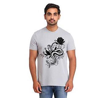 Snoby Tattos print t-shirt (SBY17261)