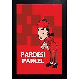 Pardesi Parcel Poster