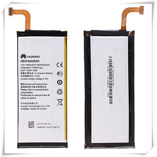 Huawei HB3742AOEBC Battery For Huawei Ascend P6 Ascend P-6 Ascned P 6 2050 mAh 3.8V Li-Polymer