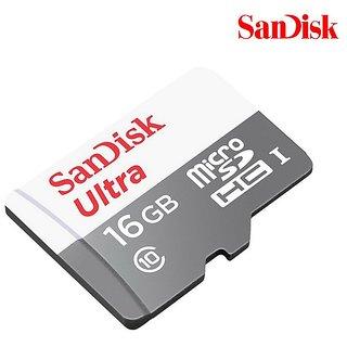 SanDisk 16 GB Class 10 MicroSD 48MB/s
