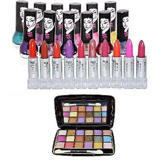 Adbeni Good choice Combo Makeup set of 23 pcs