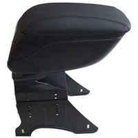 Universal Car Center Console Arm Rest / Hand Rest- BLACK Color