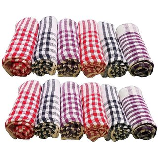Multipurpose Kitchen Napkins 12 Pcs