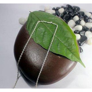 Silver Jewels-Curb Model Silver Chain