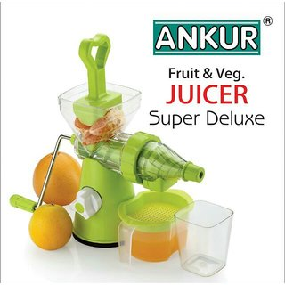 Ankur The Grand Fruit  Vegetable Juicer