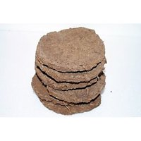 Pure Handmade Cowdung (Gobar Upla) Cakes Pack Of 10