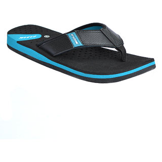 07a2f3fd9 Buy Fizik Men s Black Flip Flops Online   ₹299 from ShopClues