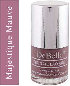 DeBelle Gel Nail Lacquer Majestique Mauve, 8 ml (Mauve)
