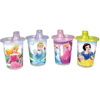 The First Years 3 Disney Princess 10 ounce Sava Semi Disposable Cups, (Multicolor) by The First Years