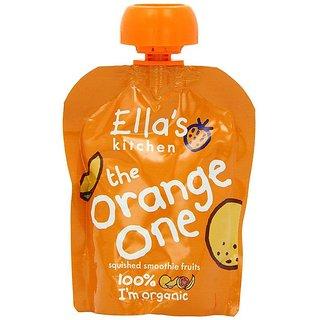 Ella's Kitchen The Orange One - 90G (Squished Smoothie Fruits)