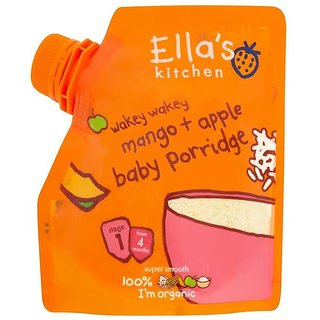 Ella's Kitchen Mango & Apple Baby Porridge (4m+) - 150G
