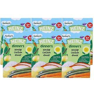 Heinz Sunday Chicken Dinner (4m+) - 125G (Pack of 6)