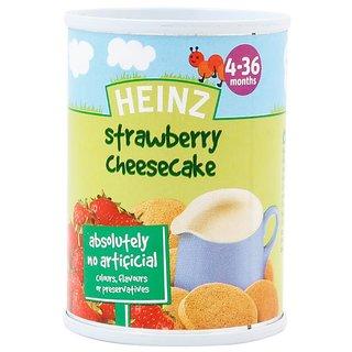 Heinz Strawberry Cheesecake (4-36m) - 128G