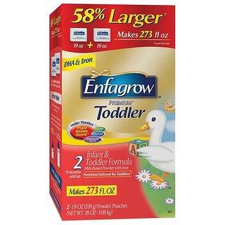 Enfagrow Toddler Transitions 2 Infant & Toddler Formula - 1.08Kg