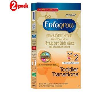 Enfagrow Toddler Transitions 2 Infant & Toddler Formula - 1.08Kg (Pack of 2)