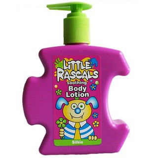 Little Rascals Soothing Body Lotion 250ml - Silkie
