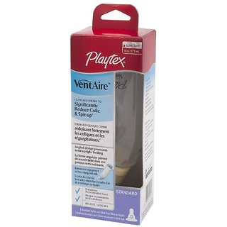 Playtex Ventaire Feeding Bottle 6oz - Standard