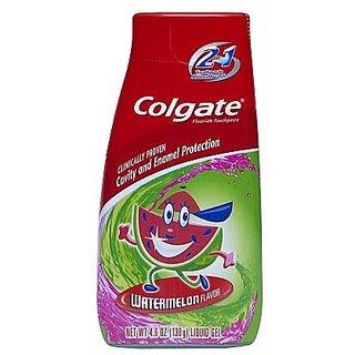Colgate Toothpaste - 130G (Watermelon Flavour)