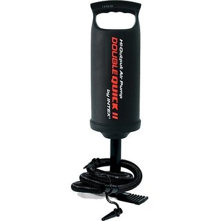 Intex Double Quick Air Pump - 68614