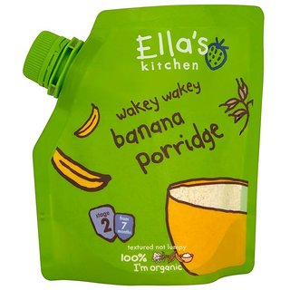 Ella's Kitchen Banana Porridge (7m+) - 150G