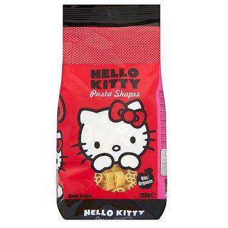 Hello Kitty Pasta Shapes - 250G