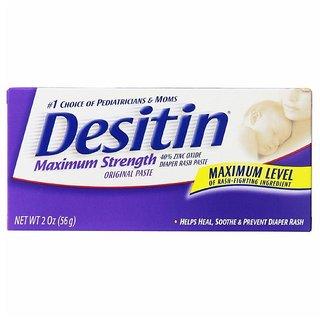 Desitin Maximum Strength Original Nappy Cream - 56G (2oz)
