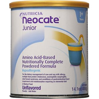 Nutricia Neocate Junior Unflavoured (1Y+) - 400G (14.1oz)