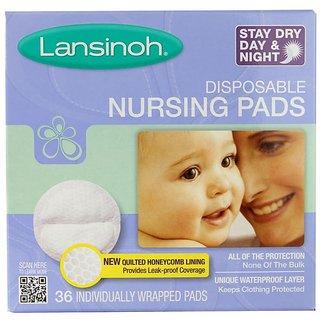 Lansinoh Disposable Nursing Pads - 36Pk