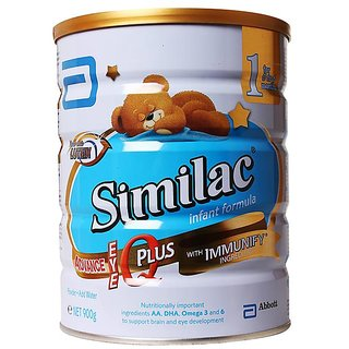 Similac 1 Infant Formula (0-6M) - 400G (Imported)
