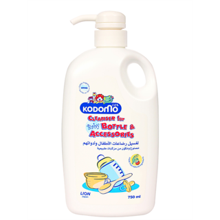 Kodomo Cleanser For Baby Bottle & Accessories - 750ml