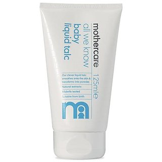 Mothercare Baby Liquid Talc - 125ml.
