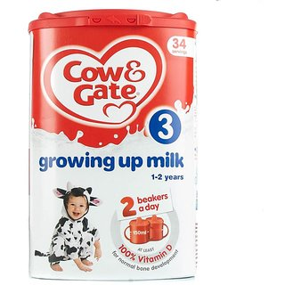 Cow & Gate 3 Growing Up Milk (1-2 Yrs) - 900G