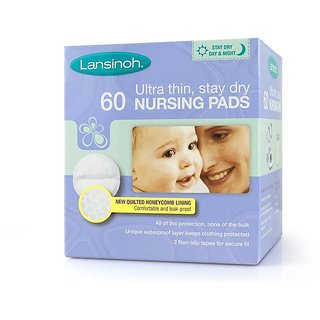 Lansinoh Disposable Nursing Pads - 60Pk