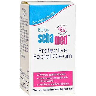 Sebamed Protective Facial Cream - 50ml