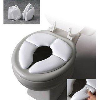 Rongyi Cushion Traveler Folding Padded Potty Seat