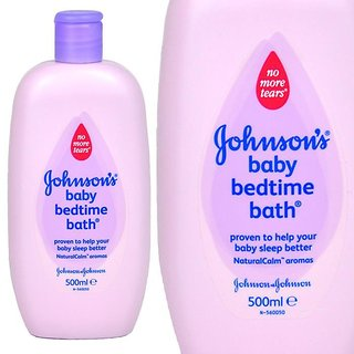 Johnsons Baby Bedtime Bath - 500ml
