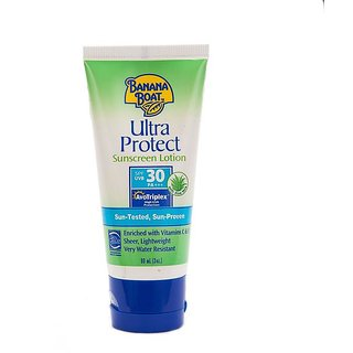 Banana Boat Ultra Protect Sunscreen Lotion SPF30 - 90ml (3oz)