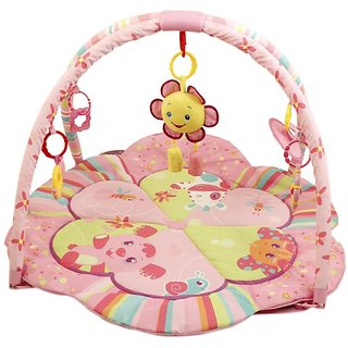Mastela Pink Flower Park Play Gym - 8068